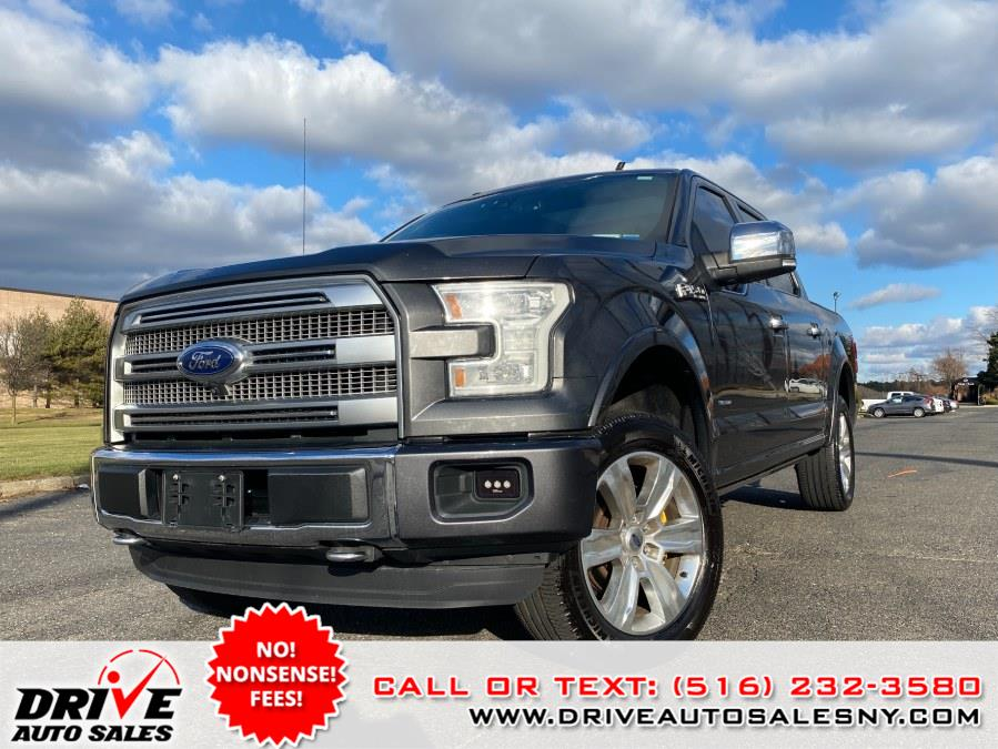 Used 2015 Ford F-150 in Bayshore, New York | Drive Auto Sales. Bayshore, New York