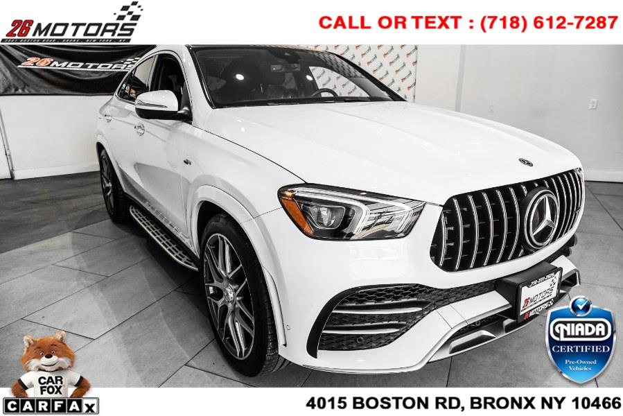 Used Mercedes-Benz GLE AMG GLE 53 4MATIC Coupe 2021 | 26 Motors Corp. Bronx, New York