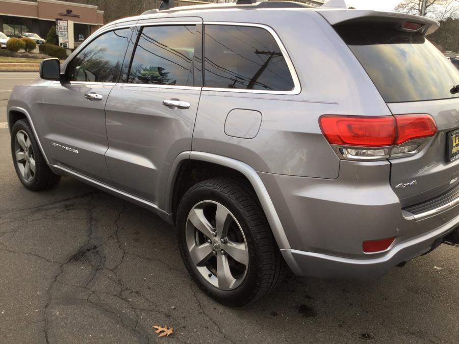 Used Jeep Grand Cherokee 4WD 4dr Overland 2014 | L&S Automotive LLC. Plantsville, Connecticut
