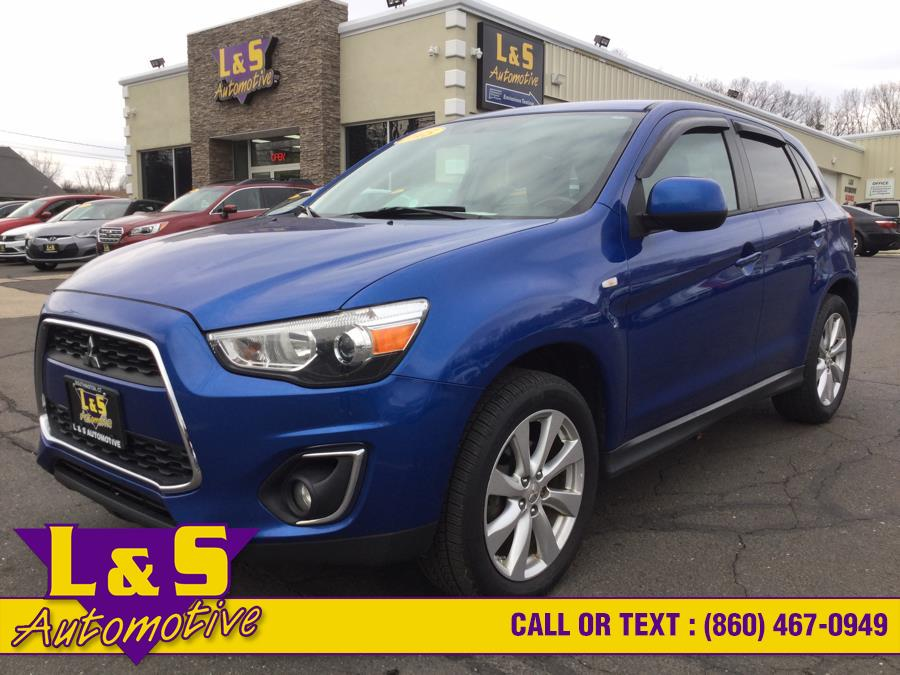 Used 2015 Mitsubishi Outlander Sport in Plantsville, Connecticut | L&S Automotive LLC. Plantsville, Connecticut