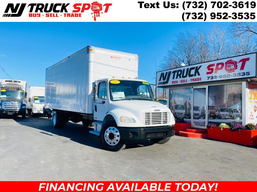 Used 2007 Freightliner M2 106 in South Amboy, New Jersey | NJ Truck Spot. South Amboy, New Jersey