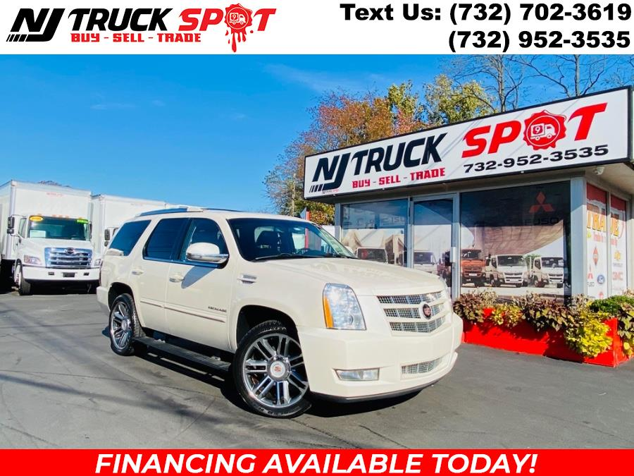 Used 2012 Cadillac Escalade in South Amboy, New Jersey | NJ Truck Spot. South Amboy, New Jersey