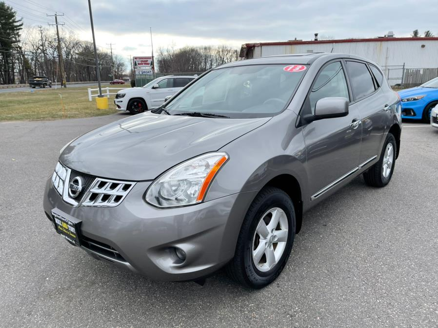 Used 2013 Nissan Rogue in South Windsor, Connecticut | Mike And Tony Auto Sales, Inc. South Windsor, Connecticut