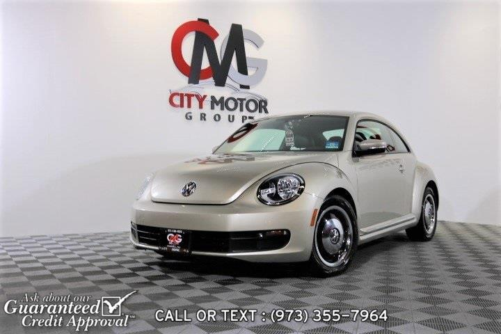 Used Volkswagen Beetle 2.5L 2013 | City Motor Group Inc.. Haskell, New Jersey