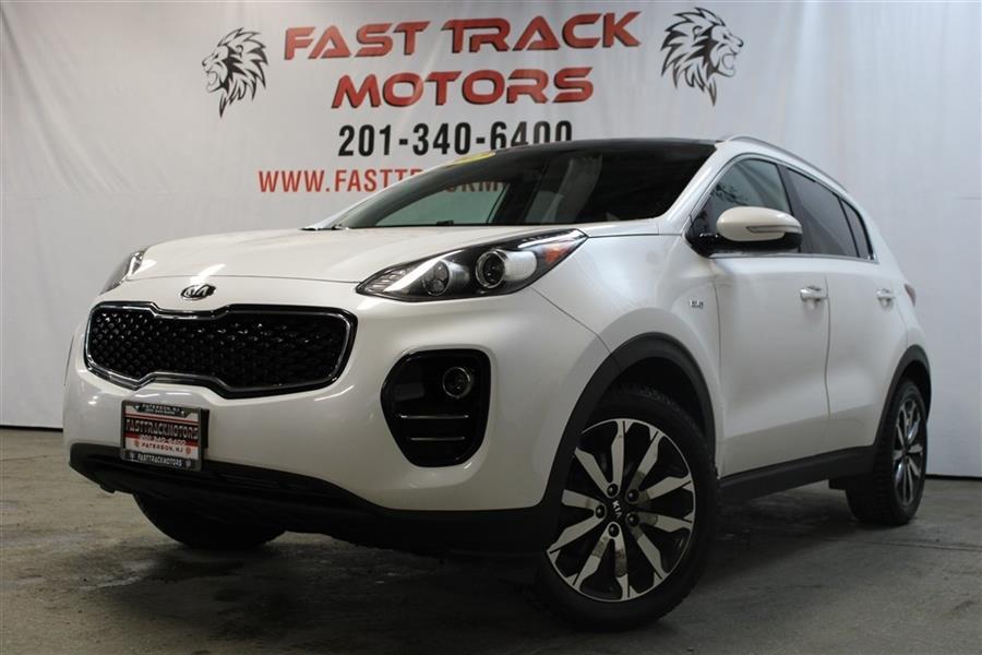 Used Kia Sportage EX 2017 | Fast Track Motors. Paterson, New Jersey