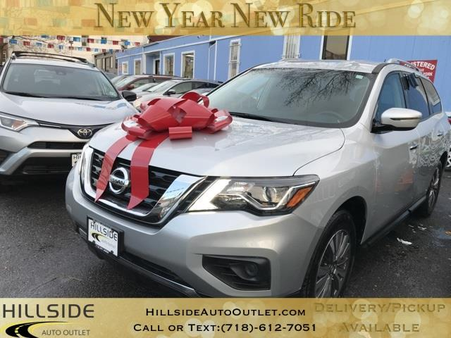 Used Nissan Pathfinder SV 2018 | Hillside Auto Outlet. Jamaica, New York