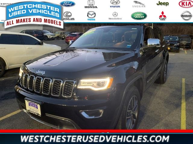 Used 2018 Jeep Grand Cherokee in White Plains, New York | Westchester Used Vehicles. White Plains, New York
