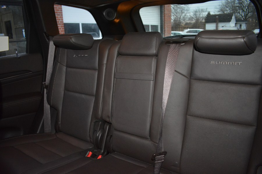 Used Jeep Grand Cherokee 4WD 4dr Summit 2014 | Longmeadow Motor Cars. ENFIELD, Connecticut