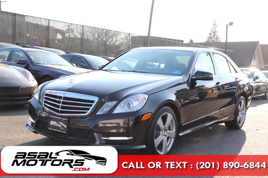 Used Mercedes-Benz E-Class 4dr Sdn E350 Sport 4MATIC 2012 | Asal Motors. East Rutherford, New Jersey