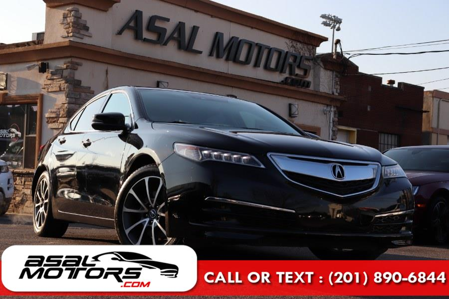 Used 2015 Acura TLX in East Rutherford, New Jersey | Asal Motors. East Rutherford, New Jersey
