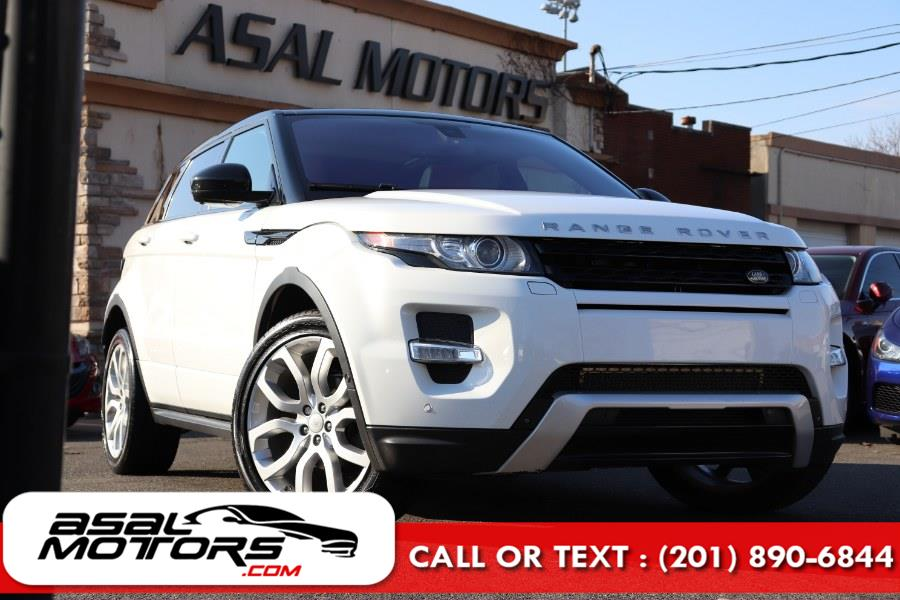 Used 2015 Land Rover Range Rover Evoque in East Rutherford, New Jersey | Asal Motors. East Rutherford, New Jersey