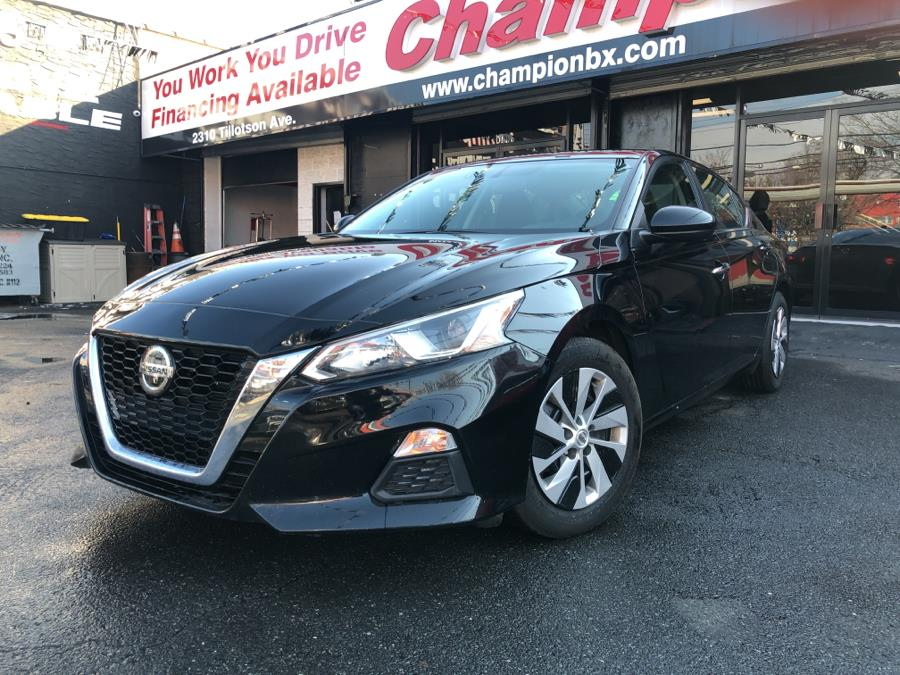 Used 2019 Nissan Altima in Bronx, New York | Champion Auto Sales Of The Bronx. Bronx, New York