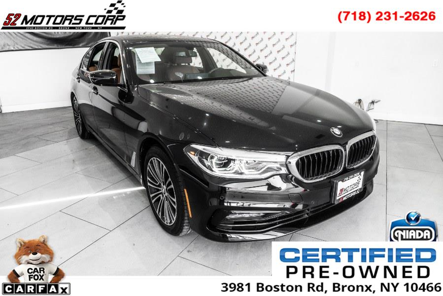 Used 2017 BMW 5 Series in Woodside, New York | 52Motors Corp. Woodside, New York