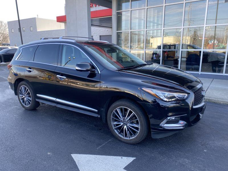 Used 2017 Infiniti Qx60 in Maple Shade, New Jersey | Car Revolution. Maple Shade, New Jersey
