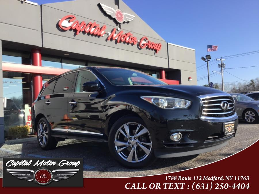 Used Infiniti JX35 AWD 4dr 2013 | Capital Motor Group Inc. Medford, New York