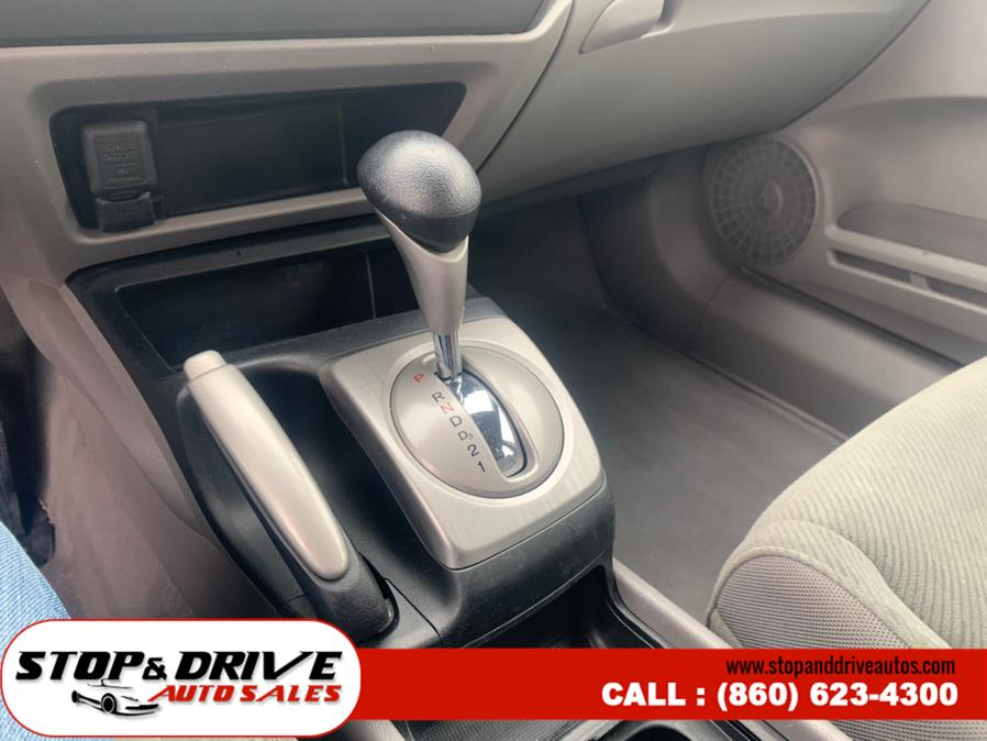 Used Honda Civic Sdn 4dr Auto LX 2009 | Stop & Drive Auto Sales. East Windsor, Connecticut