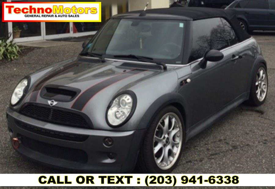 Used 2008 MINI Cooper Convertible in Danbury , Connecticut | Techno Motors . Danbury , Connecticut