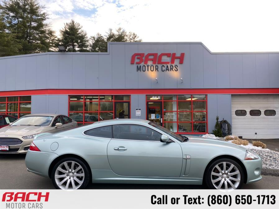 Used 2007 Jaguar XK in Canton , Connecticut | Bach Motor Cars. Canton , Connecticut
