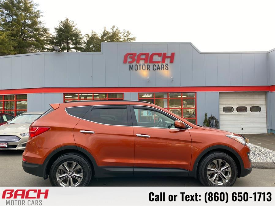 Used 2014 Hyundai Santa Fe Sport in Canton , Connecticut | Bach Motor Cars. Canton , Connecticut