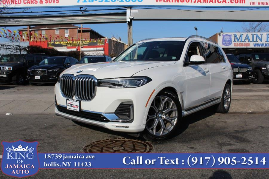 Used BMW X7 xDrive40i Sports Activity Vehicle 2020 | King of Jamaica Auto Inc. Hollis, New York