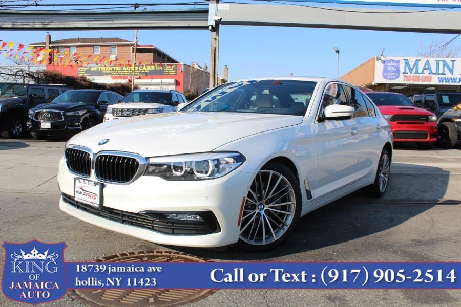 Used BMW 5 Series 530i xDrive Sedan 2017 | King of Jamaica Auto Inc. Hollis, New York
