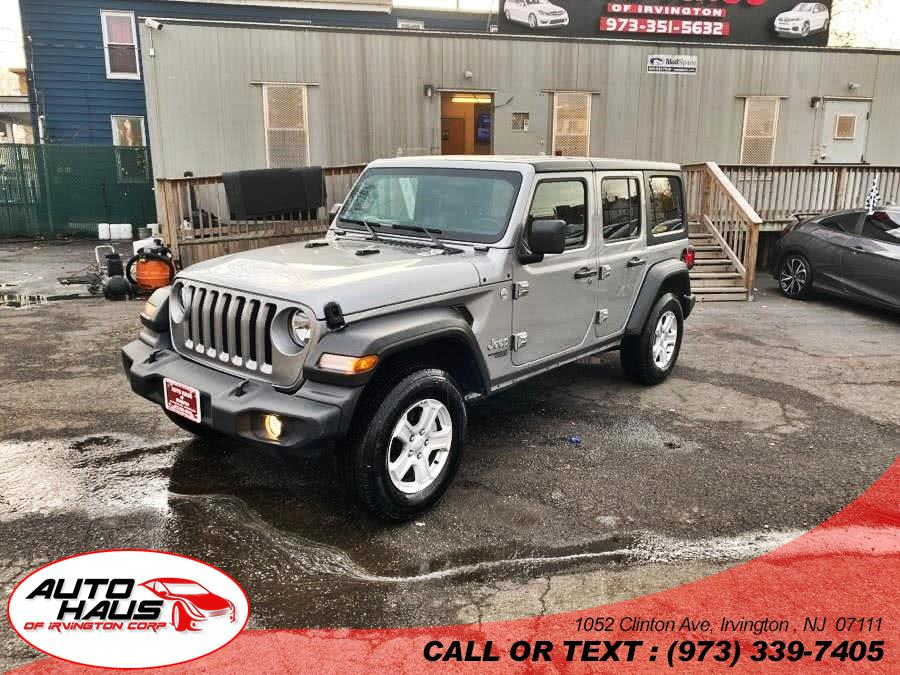 Used 2020 Jeep Wrangler Unlimited in Irvington , New Jersey | Auto Haus of Irvington Corp. Irvington , New Jersey