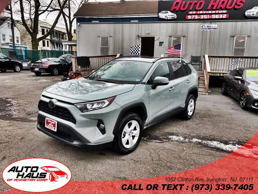 Used 2019 Toyota RAV4 in Irvington , New Jersey | Auto Haus of Irvington Corp. Irvington , New Jersey