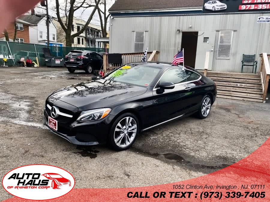 Used 2017 Mercedes-Benz C-Class in Irvington , New Jersey | Auto Haus of Irvington Corp. Irvington , New Jersey