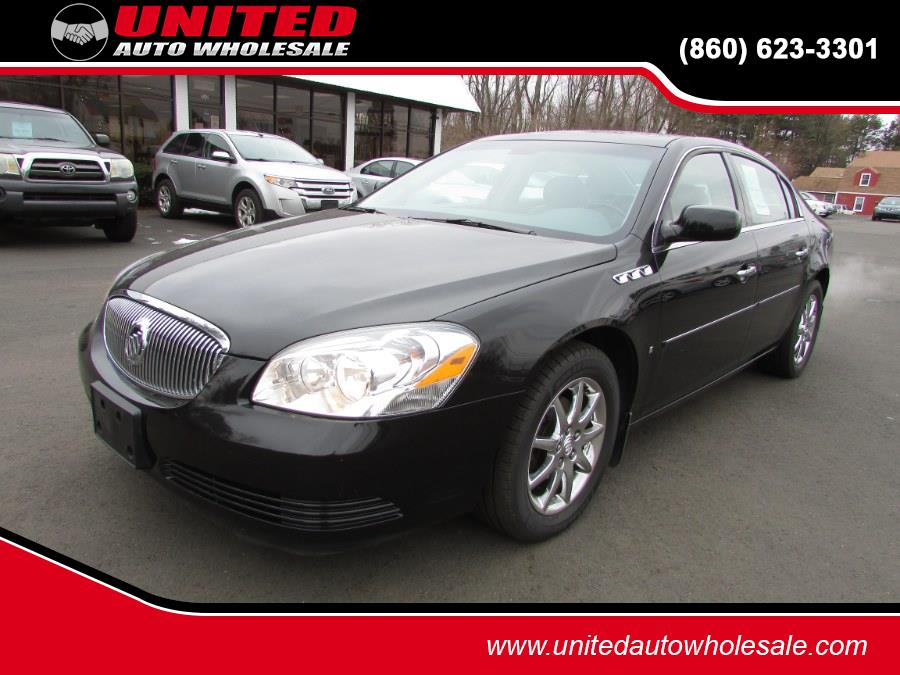 Used 2008 Buick Lucerne in East Windsor, Connecticut | United Auto Sales of E Windsor, Inc. East Windsor, Connecticut