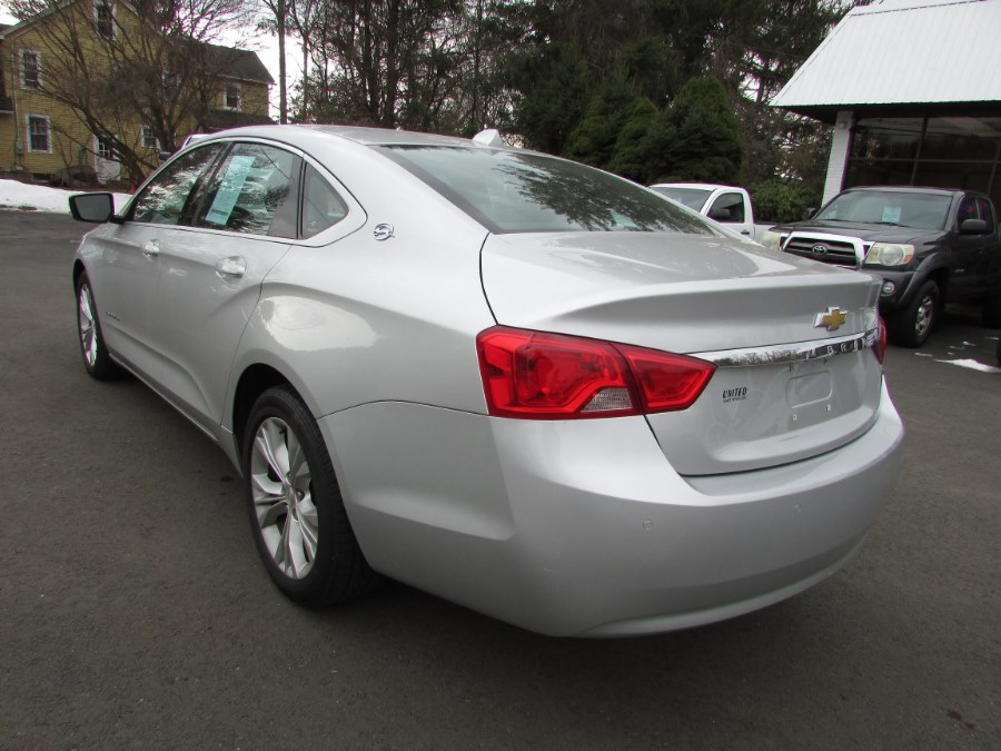 Used Chevrolet Impala 4dr Sdn LT w/2LT 2014 | United Auto Sales of E Windsor, Inc. East Windsor, Connecticut