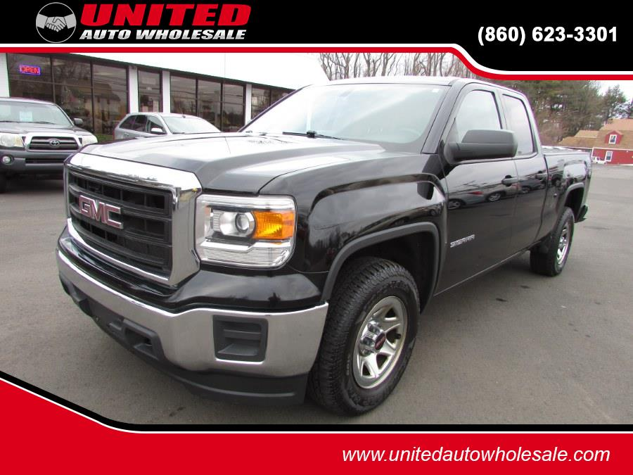 Used 2015 GMC Sierra 1500 in East Windsor, Connecticut | United Auto Sales of E Windsor, Inc. East Windsor, Connecticut