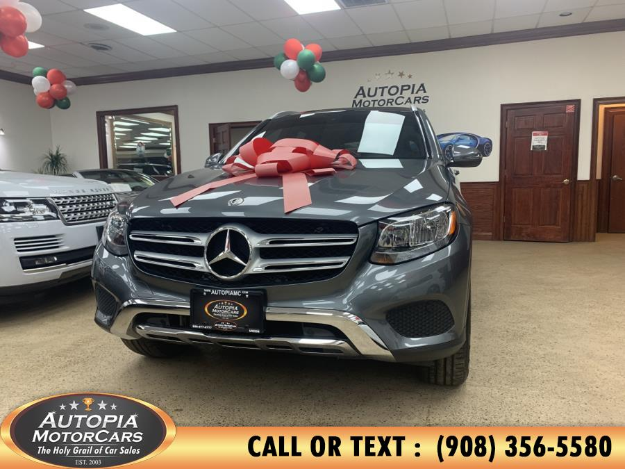 Used 2017 Mercedes-Benz GLC in Union, New Jersey | Autopia Motorcars Inc. Union, New Jersey