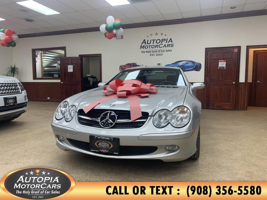 Used 2004 Mercedes-Benz SL-Class in Union, New Jersey | Autopia Motorcars Inc. Union, New Jersey