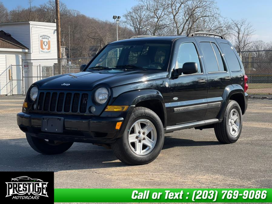 Used 2007 Jeep Liberty in Oakville, Connecticut | J&J Auto Sales & Repairs llc DBA Prestige Motorcar. Oakville, Connecticut