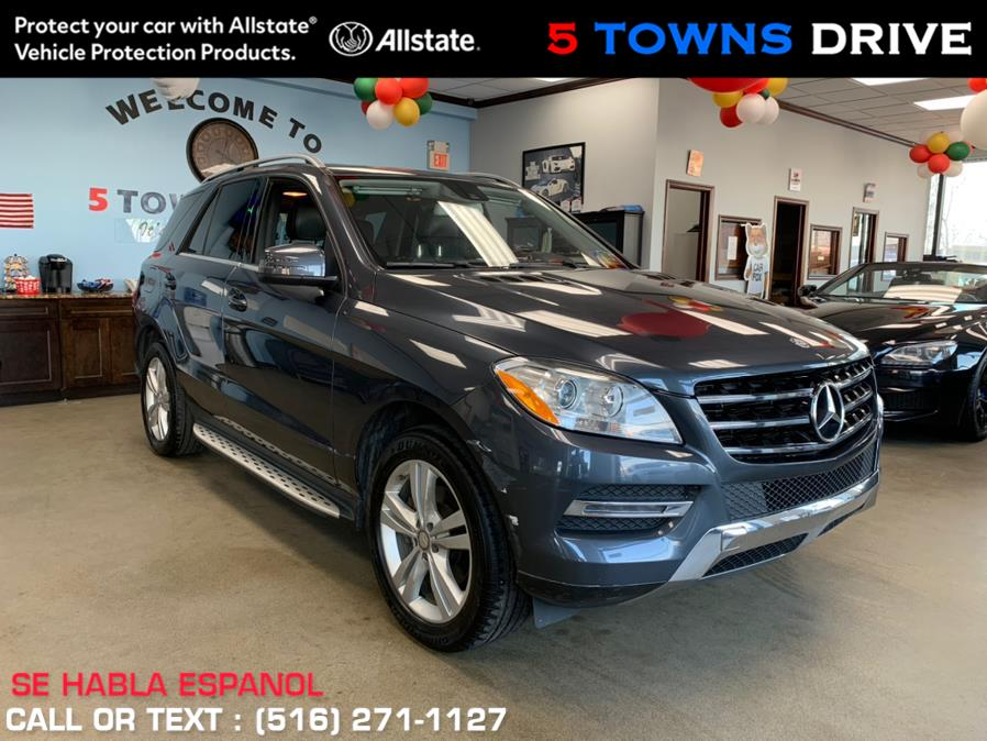 Used Mercedes-Benz M-Class 4MATIC 4dr ML350 2015 | 5 Towns Drive. Inwood, New York