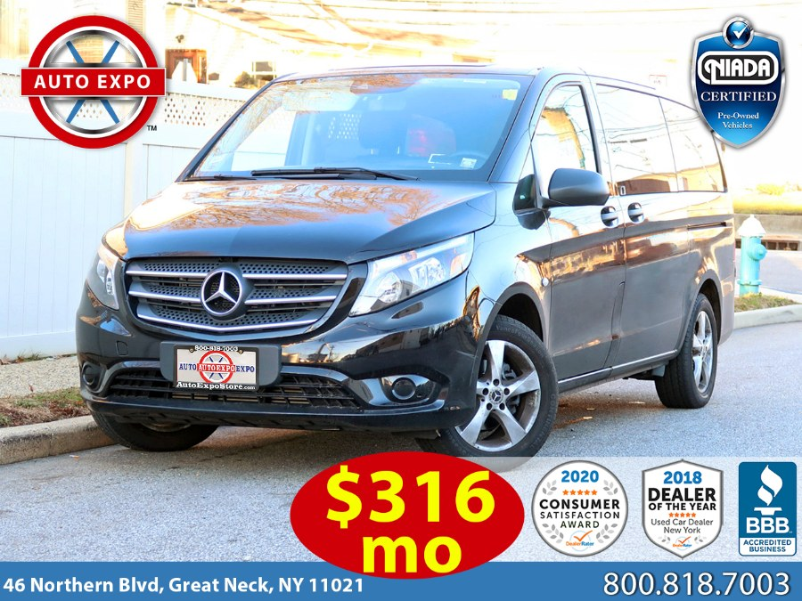 Used 2020 Mercedes-benz Metris in Great Neck, New York | Auto Expo Ent Inc.. Great Neck, New York