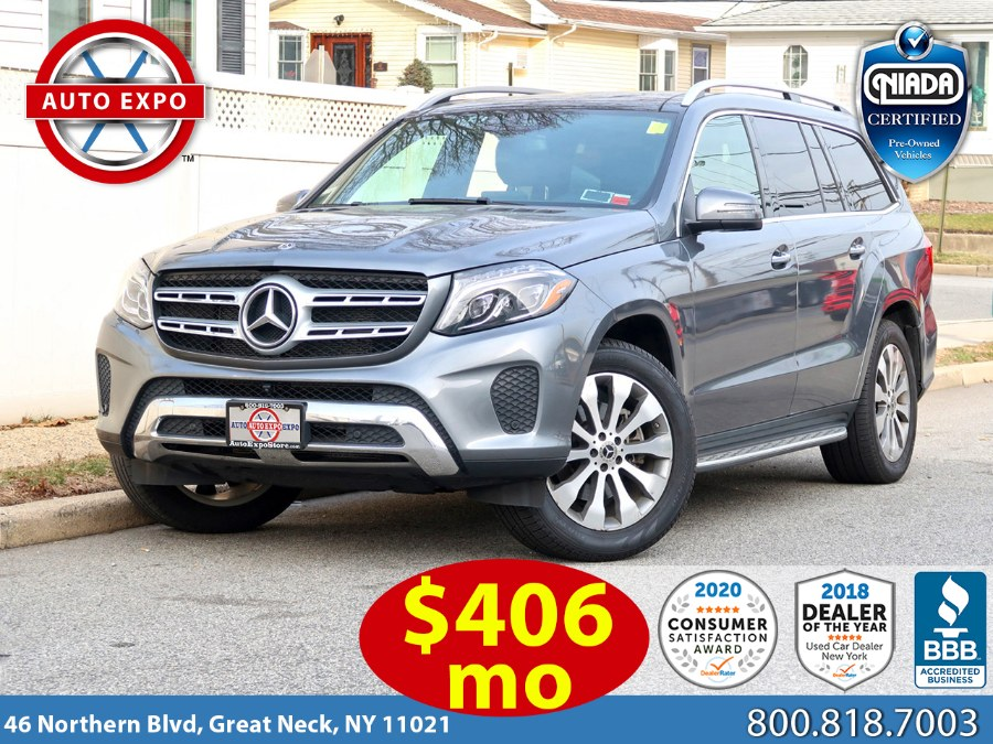 Used Mercedes-benz Gls GLS 450 2017 | Auto Expo Ent Inc.. Great Neck, New York