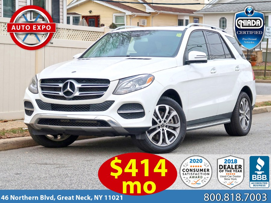 Used Mercedes-benz Gle GLE 400 2019 | Auto Expo Ent Inc.. Great Neck, New York