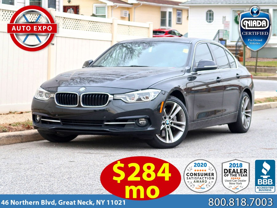 Used 2016 BMW 3 Series in Great Neck, New York | Auto Expo Ent Inc.. Great Neck, New York