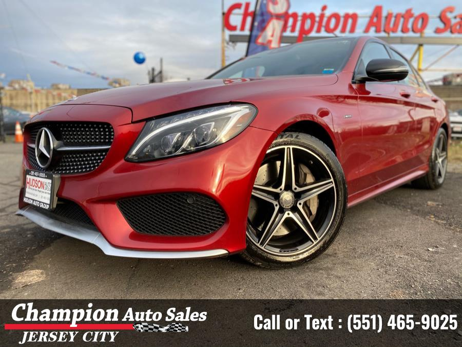 Used Mercedes-Benz C-Class 4dr Sdn C 450 AMG 4MATIC 2016   Champion Auto Sales of JC. Jersey City, New Jersey