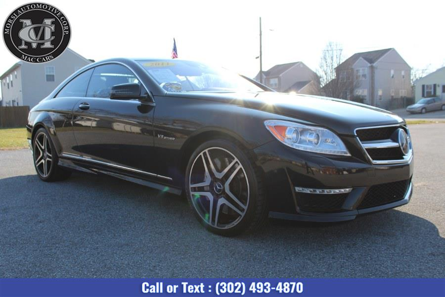 2011 Mercedes-Benz CL-Class 2dr Cpe CL 63 AMG RWD, available for sale in New Castle, DE
