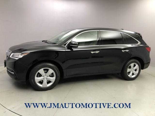 Used 2014 Acura Mdx in Naugatuck, Connecticut | J&M Automotive Sls&Svc LLC. Naugatuck, Connecticut
