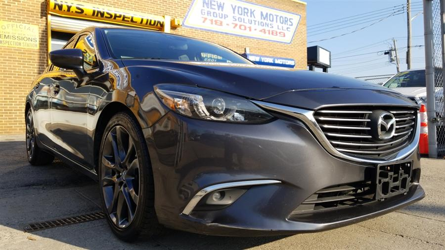 Used 2016 Mazda Mazda6 in Bronx, New York | New York Motors Group Solutions LLC. Bronx, New York