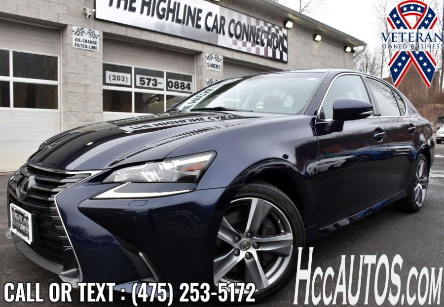 Used 2018 Lexus GS in Waterbury, Connecticut | Highline Car Connection. Waterbury, Connecticut