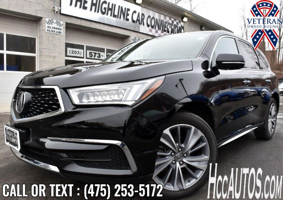 Used 2017 Acura MDX in Waterbury, Connecticut | Highline Car Connection. Waterbury, Connecticut