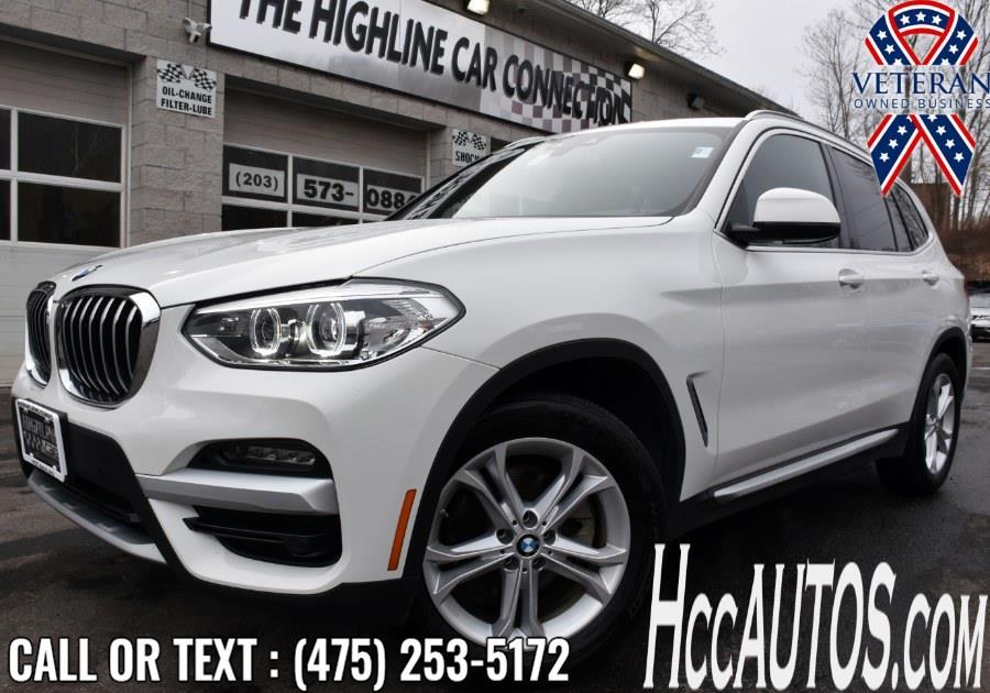 Used 2020 BMW X3 in Waterbury, Connecticut | Highline Car Connection. Waterbury, Connecticut
