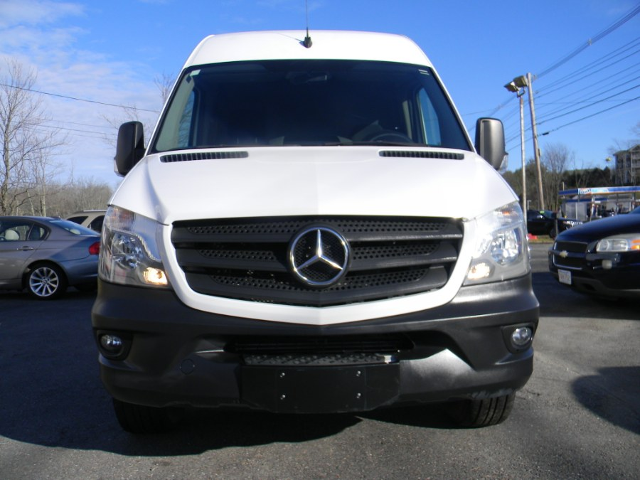 "Used Mercedes-Benz Sprinter Cargo Vans RWD 2500 144"" Worker 2016 