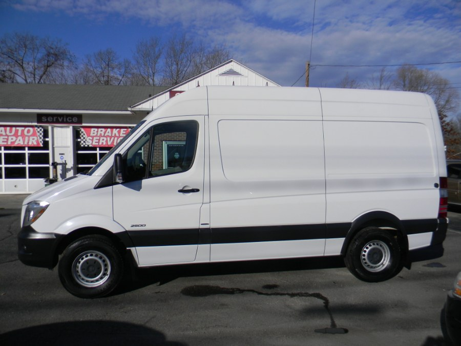 Used 2016 Mercedes-Benz Sprinter Cargo Vans in Southborough, Massachusetts | M&M Vehicles Inc dba Central Motors. Southborough, Massachusetts