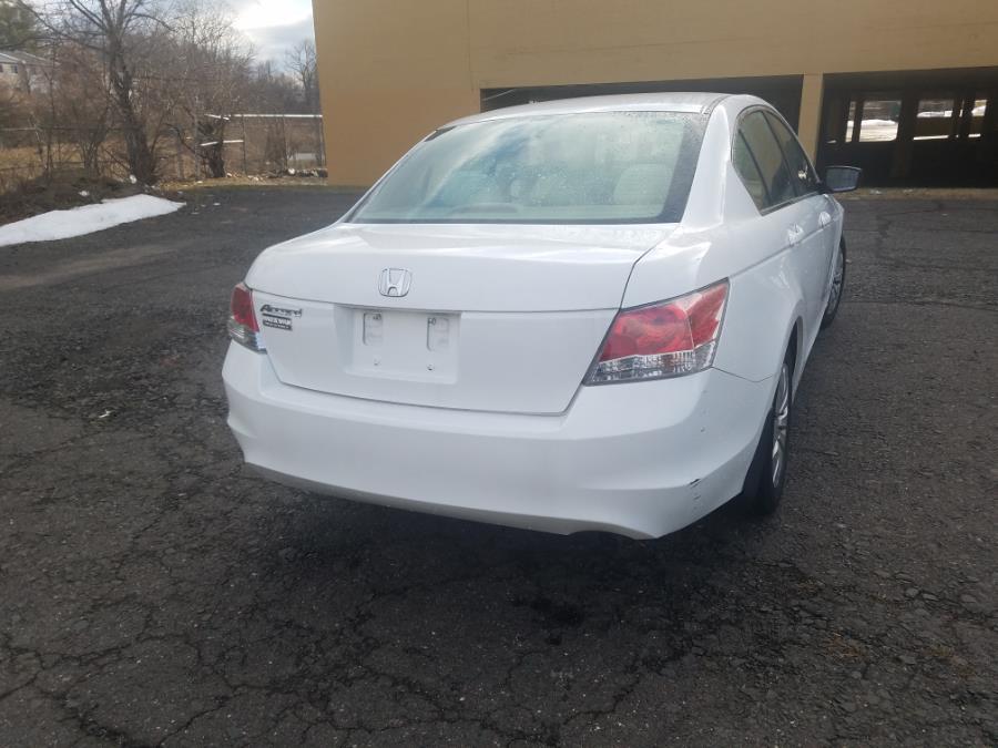 Used Honda Accord Sdn 4dr I4 Man LX 2010 | Chadrad Motors llc. West Hartford, Connecticut
