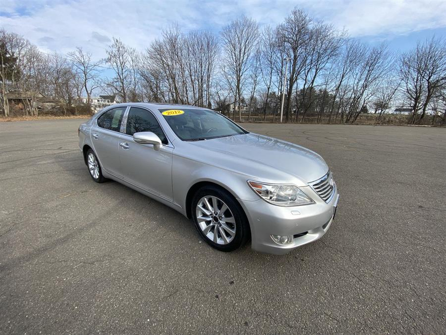 Used Lexus LS 460 4dr Sdn AWD 2012 | Wiz Leasing Inc. Stratford, Connecticut